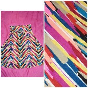 Azure skirt LuLaRoe S made in USA